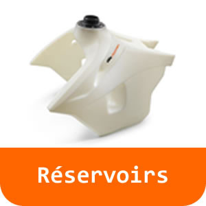 Réservoirs - 390 DUKE-White