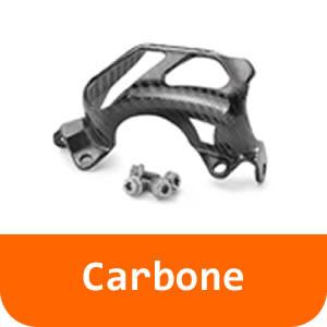 Carbone - 125 DUKE-Orange