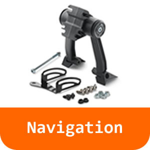 Navigation - 125 DUKE-Orange