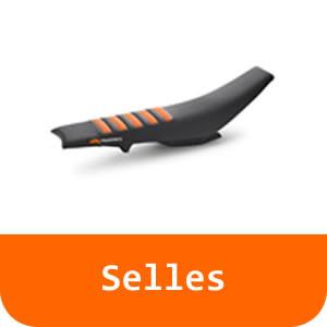 Selles - 125 DUKE-Orange