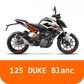 125 DUKE-White
