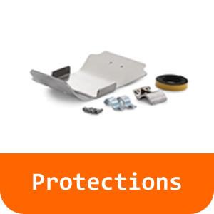 Protections - 125 DUKE-White