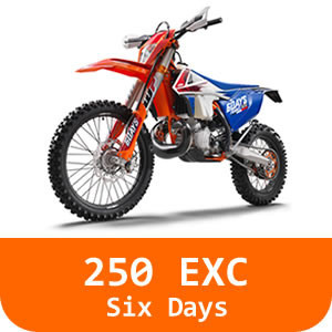 250 EXC-TPI-Six-Days