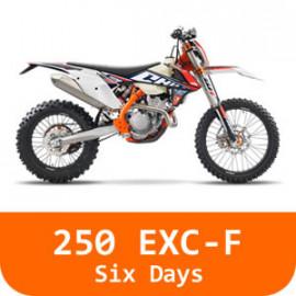 250 EXC-F-Six-Days