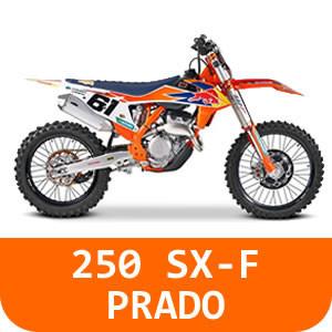 250 SX-F-PRADO