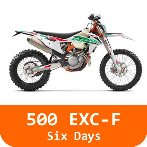 500 EXC-F-Six-Days