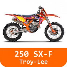250 SX-F-TROY-LEE