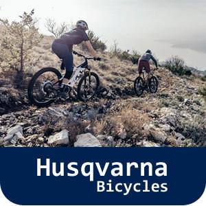 Vélos et VTT à assistance électrique Husqvarna : le pari réussi du haut de gamme