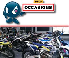 Sportmotos Occasions